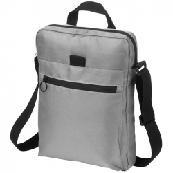 Pvc free 10'' tablet shoulder bag