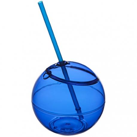 Ball & straw