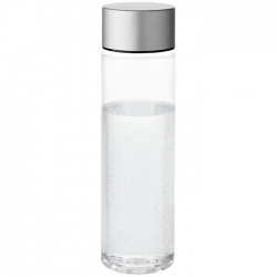Modern design bottle with twist-on spill resistant lid, 900ml
