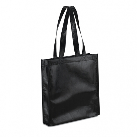 Metallic vertical shopper