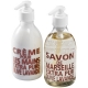 Hand soap and hand cream gift set