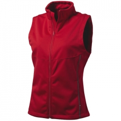 """Cromwell"" Ladies' Softshell bodywarmer"