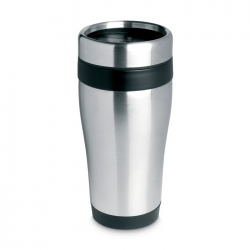 Stainless steel travel cup 455 ml