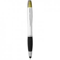 """""""Nash"""" stylus ballpoint pen & highlighter"""